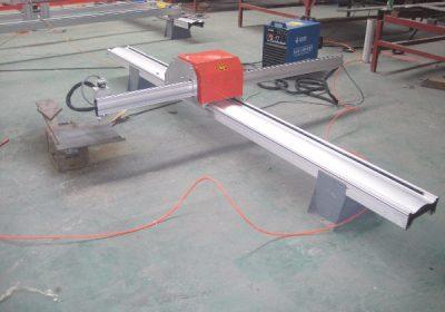 Hordozható CNC csőprofil A vágógép metszőgépének olcsó csőgyártója