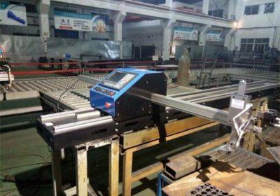 Fém lemeztartó CNC láng plazma vágógép
