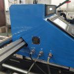 hordozható cnc 43A teljesítmény plazma vágógép START márka LCD panel irányító rendszer plazma vágó fém gép ára