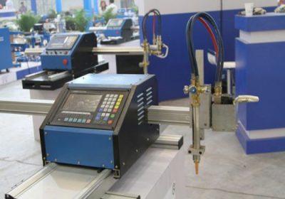 Mind a fémlemez, mind a fémcső CNC vágógép, mind plazmavágással, mind oxi-üzemanyag vágófáklyával