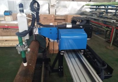 CNC Plazma Rozsdamentes acél Csővágó gép