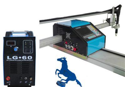 Automatikus CNC rozsdamentes acél cső vágógép Plazma vágógép