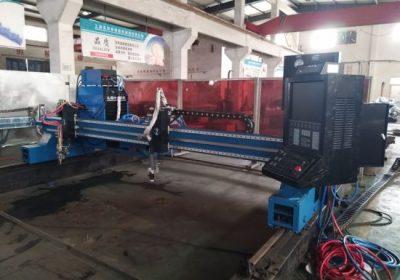 Kiváló minőségű 1530 automata acél vágó plazma fém vágógép, cnc lángvágó gép