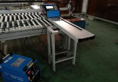Hobby 1500 * 3000mm cső cnc plazma vágógép