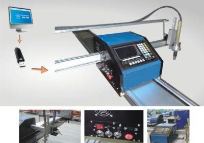 Biztosítási rendelés lapos ágy CNC Plazma vágógép