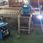 Gantry típusú CNC plazma vágó és plazma vágógép, acéllemez vágó és fúró gépek gyári ár
