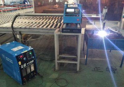 Nagykereskedelmi Portable Taiwan CNC gázcső profil plazmavágó gép