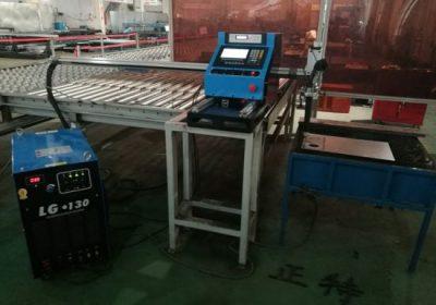 Nagykereskedelmi CNC csőcső plazma vágógép
