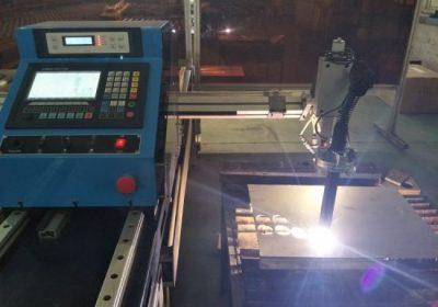 Szén-fém cső cnc plazma cső vágó gép