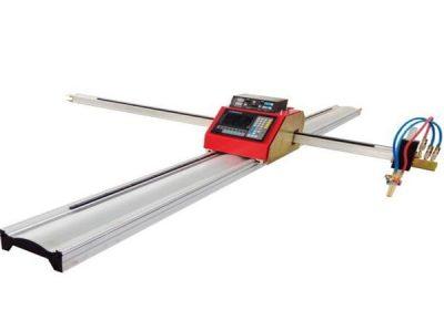 CE tanúsítással Réz alumínium plazma CNC vágógép