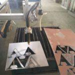 Gyári ár 1530 plazmavágó gép rozsdamentes acél acél vaslemez cnc plazma vágó készleten